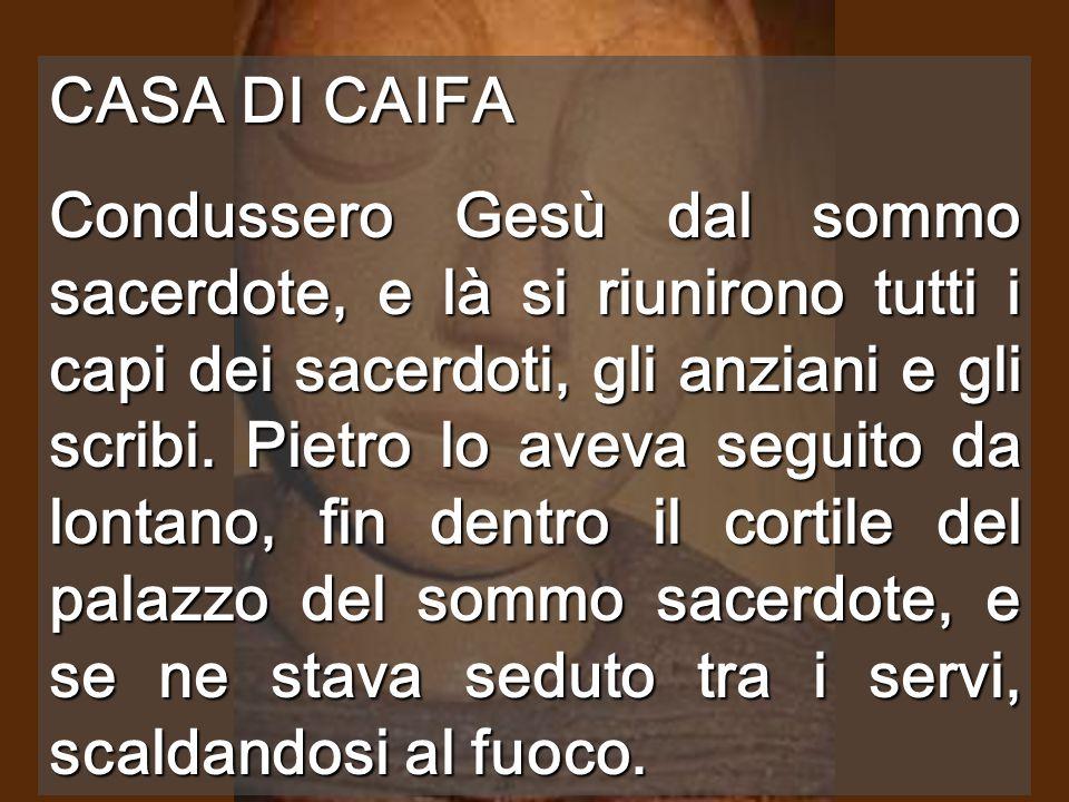 CASA DI CAIFA