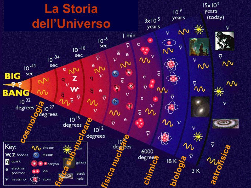 La Storia dell'Universo