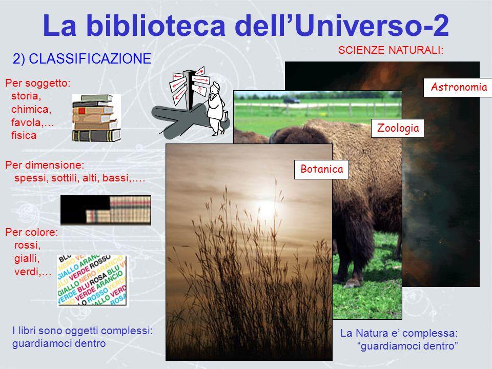 La biblioteca dell'Universo-2