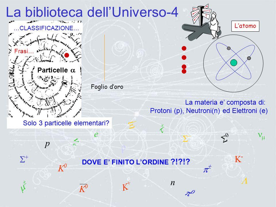 La biblioteca dell'Universo-4