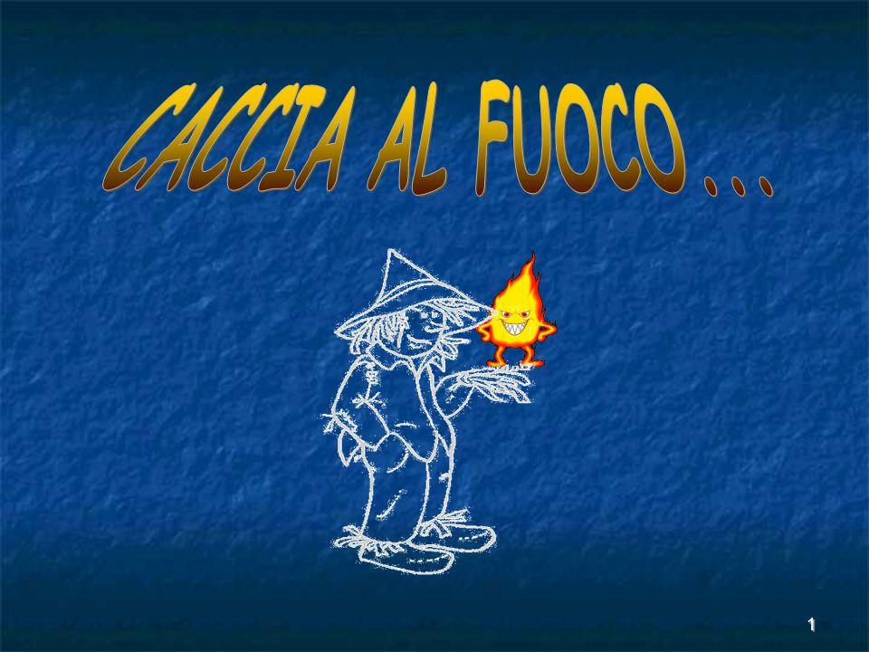 CACCIA AL FUOCO... 1 Nucleo Addestramento & Prevenzione