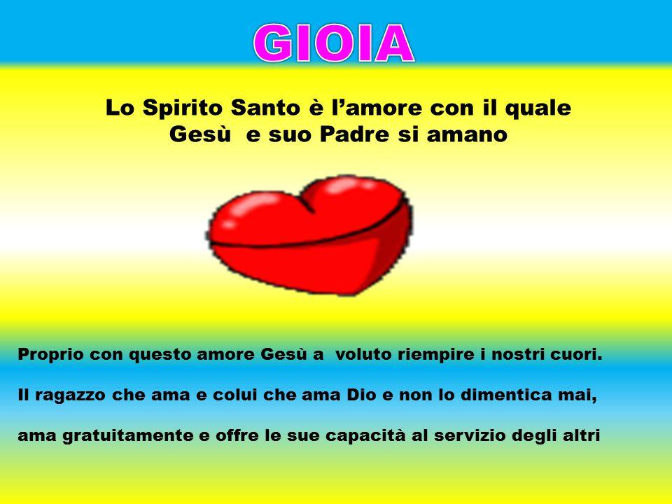 Favorito I FRUTTI DELLO SPIRITO SANTO - ppt scaricare VI75