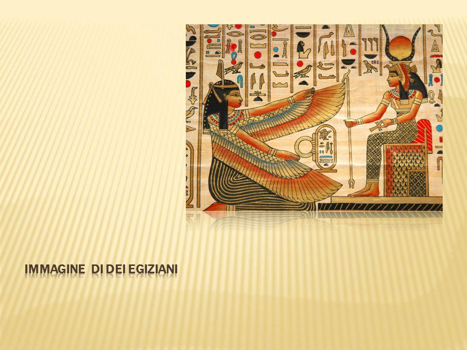 Immagine di dei egiziani
