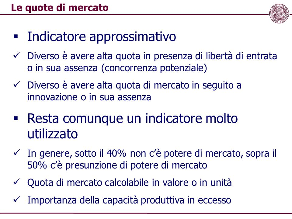 Indicatore approssimativo