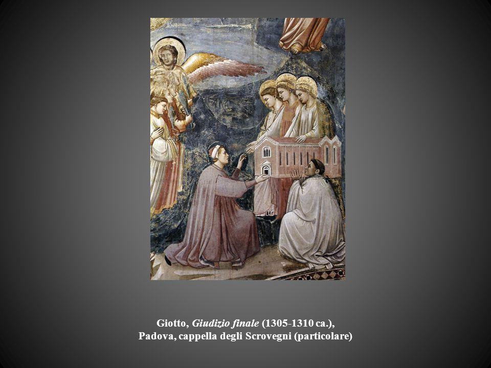 Giotto, Giudizio finale (1305-1310 ca