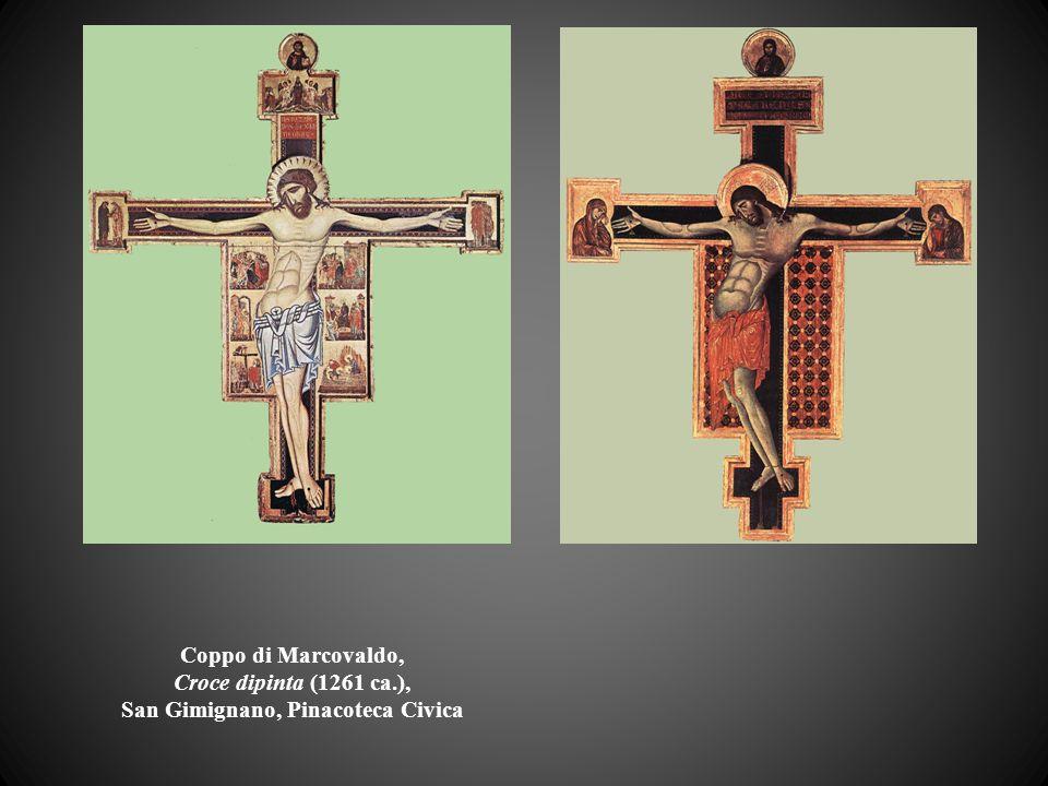 Coppo di Marcovaldo, Croce dipinta (1261 ca