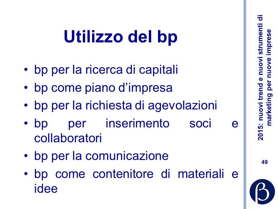 Utilizzo del bp bp per la ricerca di capitali bp come piano d'impresa