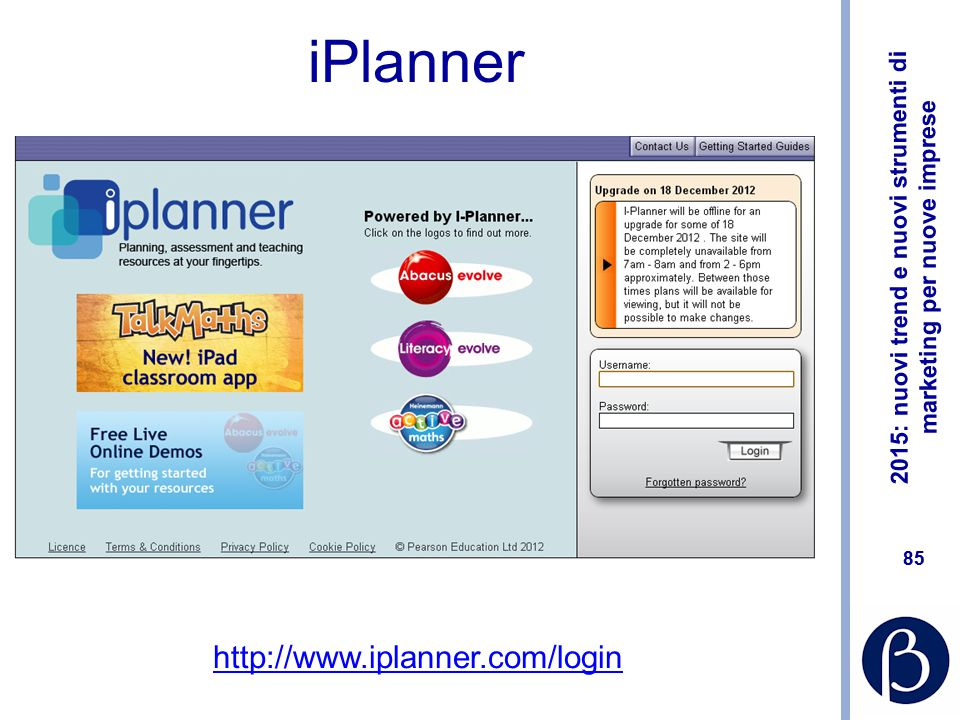 iPlanner http://www.iplanner.com/login