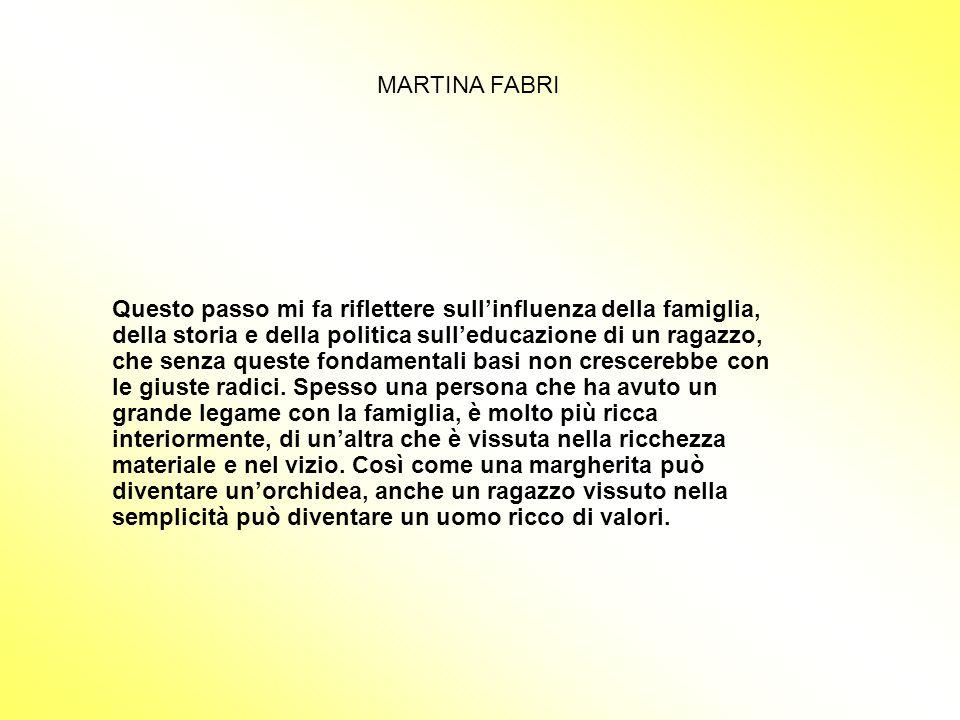 MARTINA FABRI