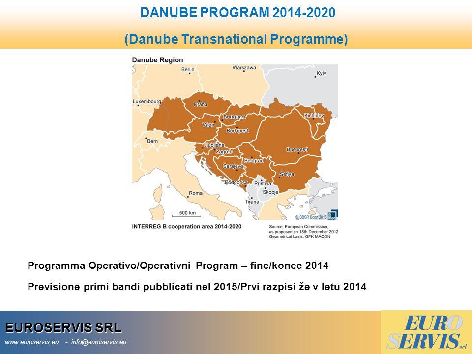 (Danube Transnational Programme)