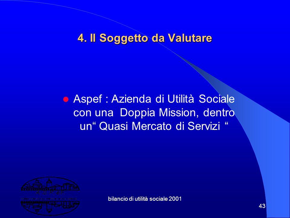 4. Il Soggetto da Valutare
