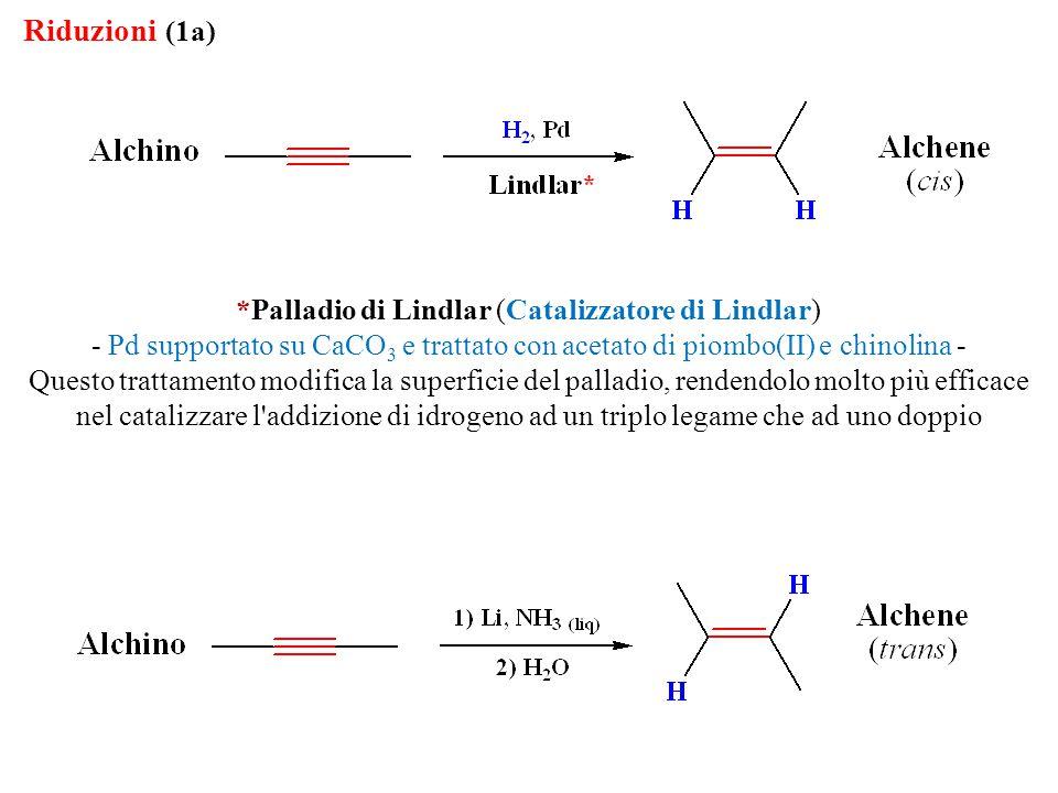 *Palladio di Lindlar (Catalizzatore di Lindlar)