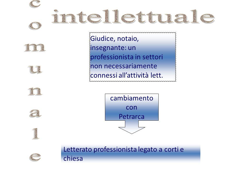 intellettuale comunale