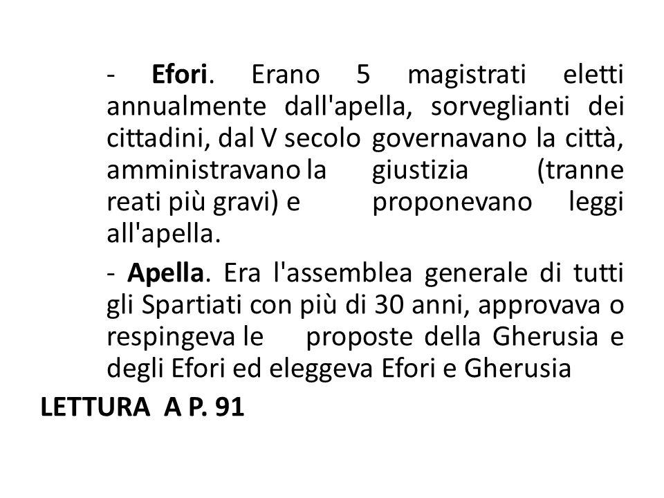 - Efori.