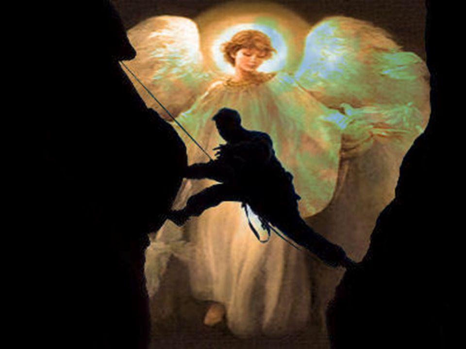 Perché ai suoi Angeli ha dato un comando di preservarti in tutte le tue vie.