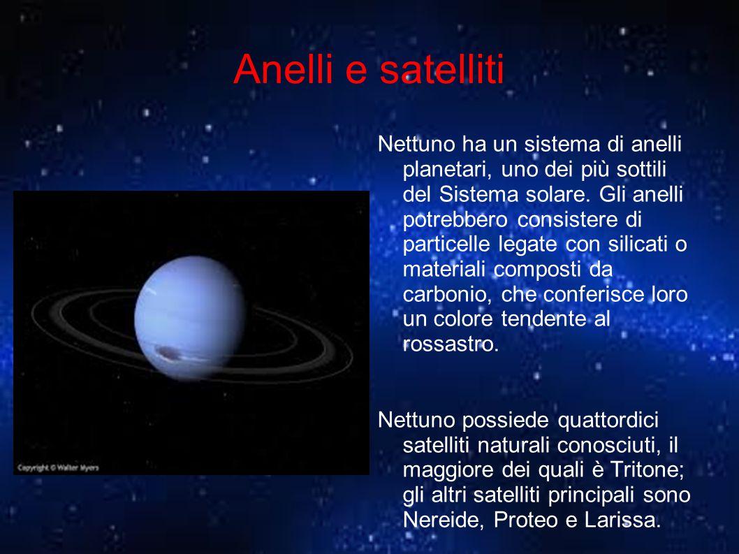 Anelli e satelliti