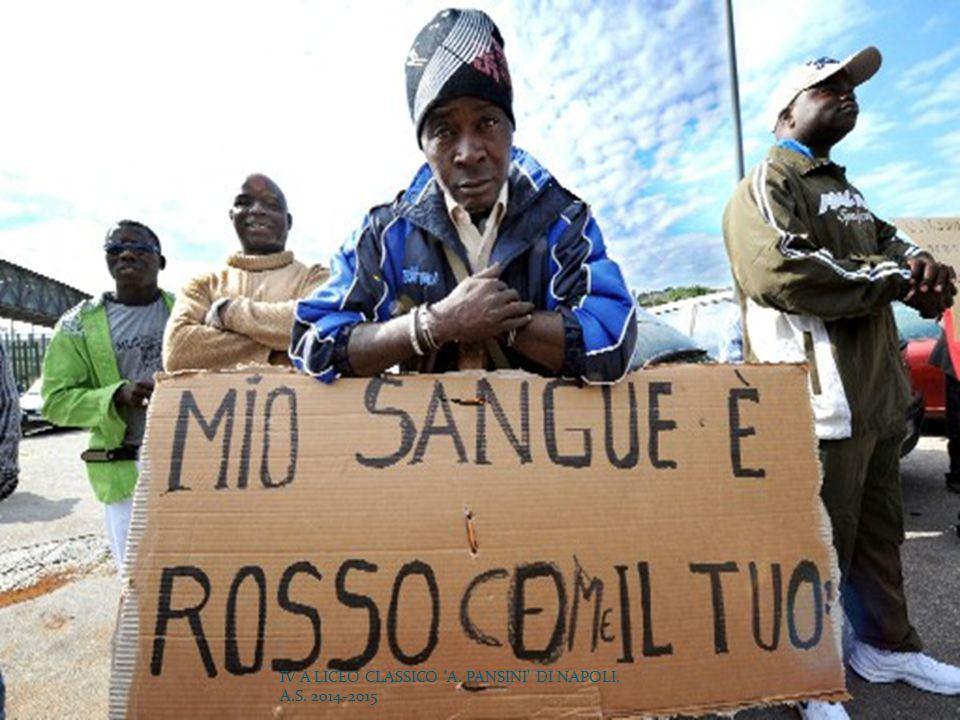 IV A LICEO CLASSICO A. PANSINI DI NAPOLI, A.S. 2014-2015