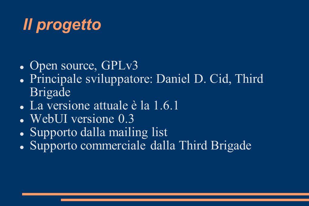 Il progetto Open source, GPLv3