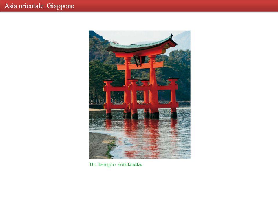 Asia orientale: Giappone