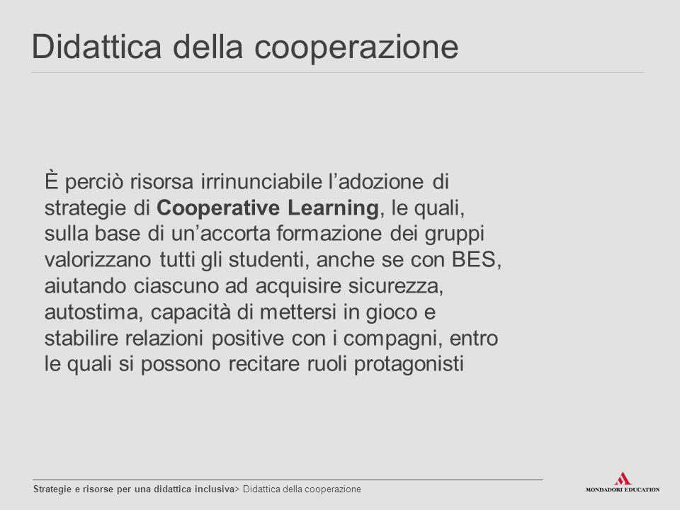 Didattica della cooperazione