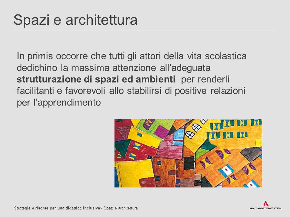 Spazi e architettura
