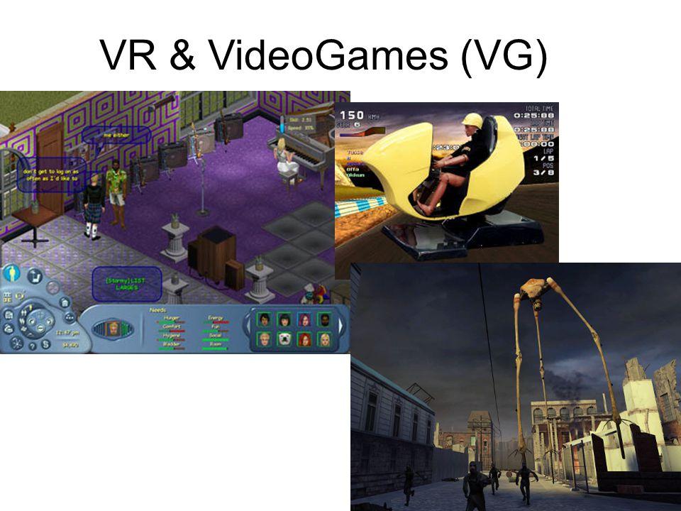 VR & VideoGames (VG)