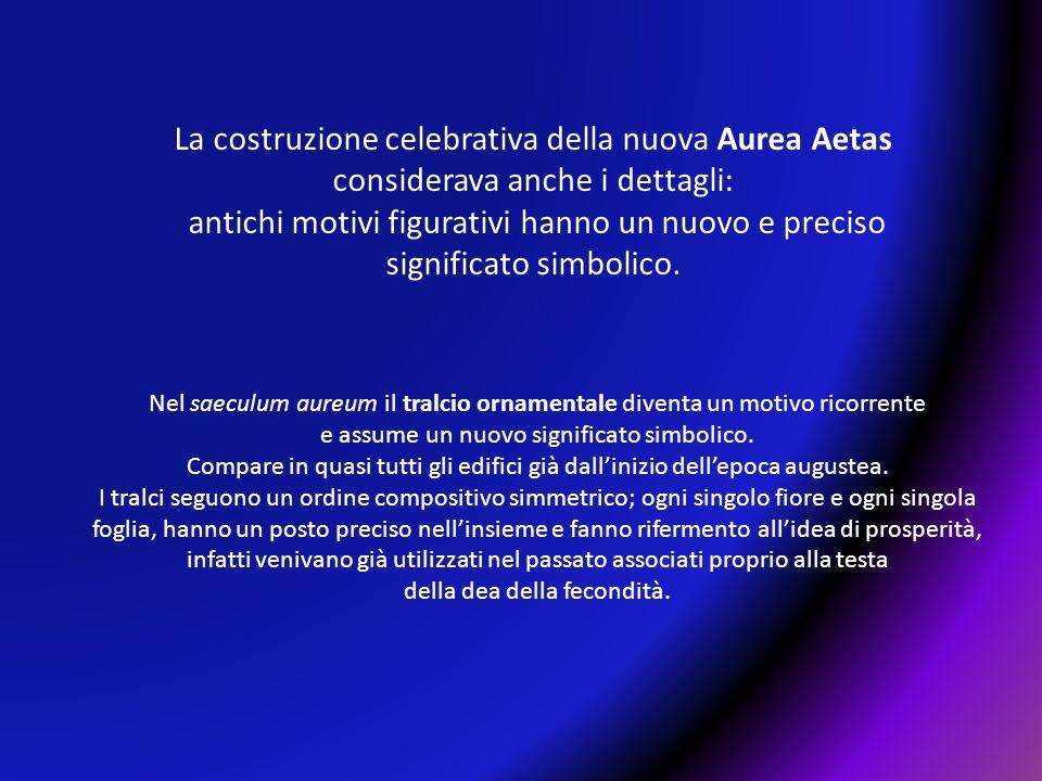 La costruzione celebrativa della nuova Aurea Aetas