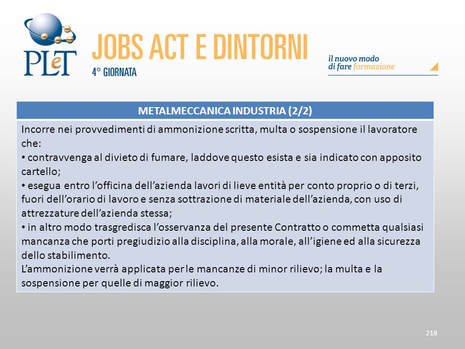 METALMECCANICA INDUSTRIA (2/2)