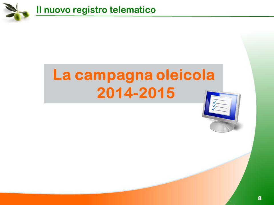 La campagna oleicola 2014-2015 8
