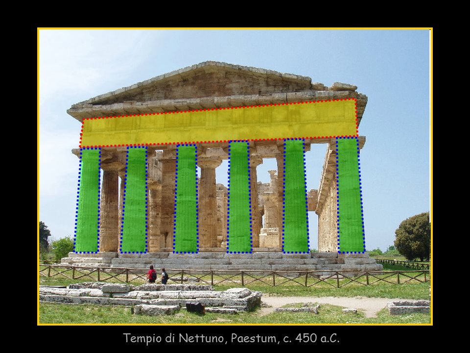Tempio di Nettuno, Paestum, c. 450 a.C.