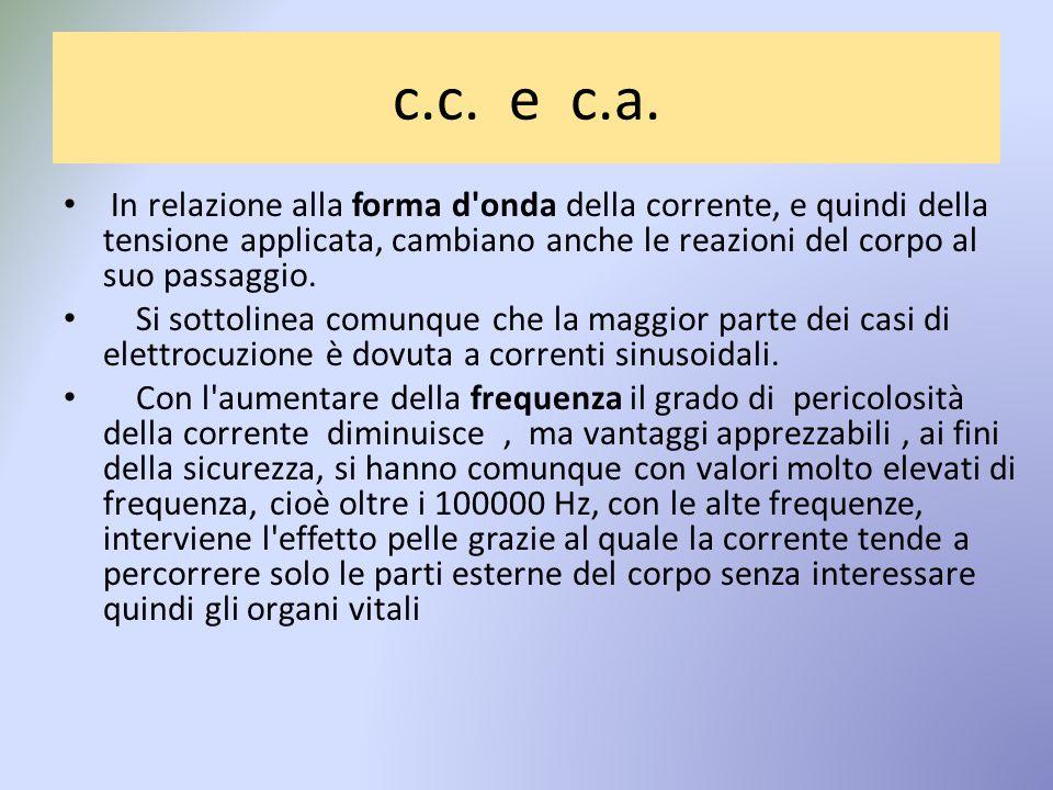 c.c. e c.a.
