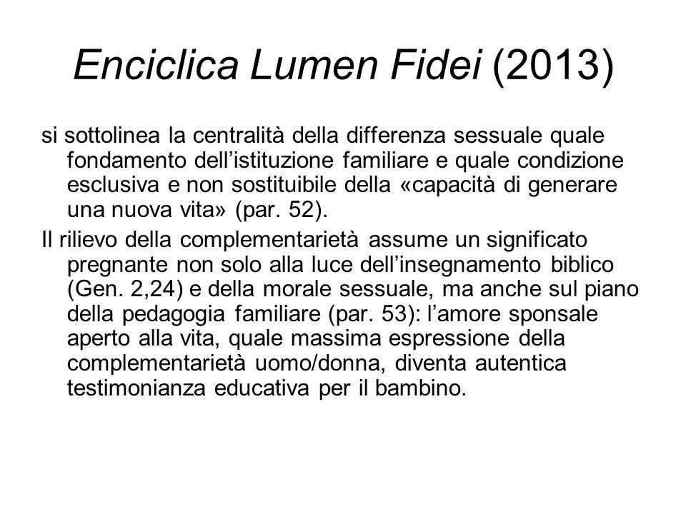 Enciclica Lumen Fidei (2013)