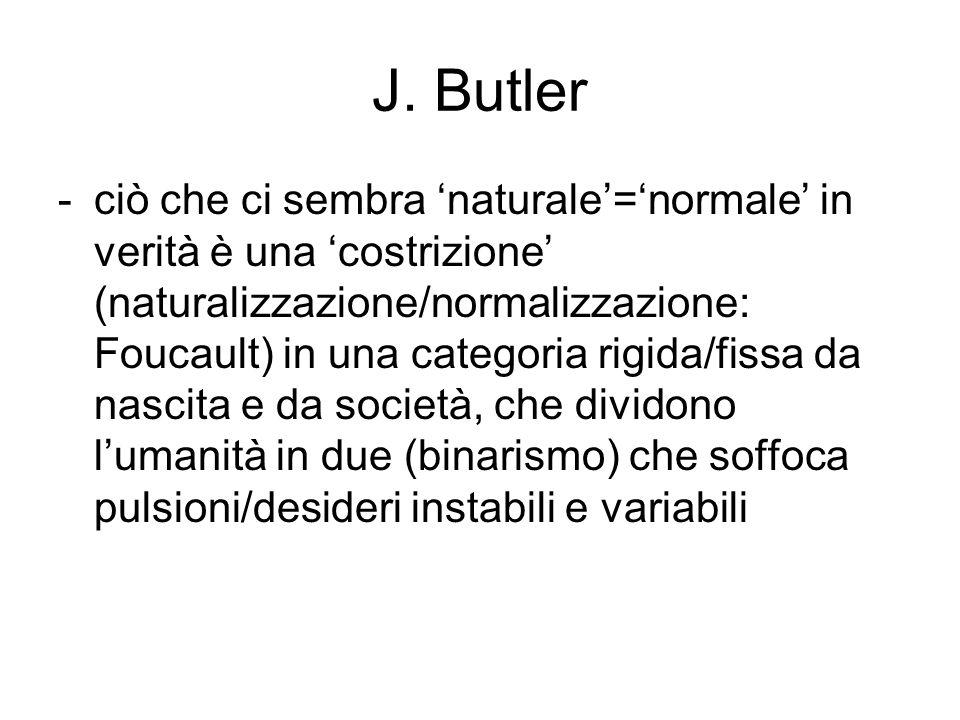 J. Butler