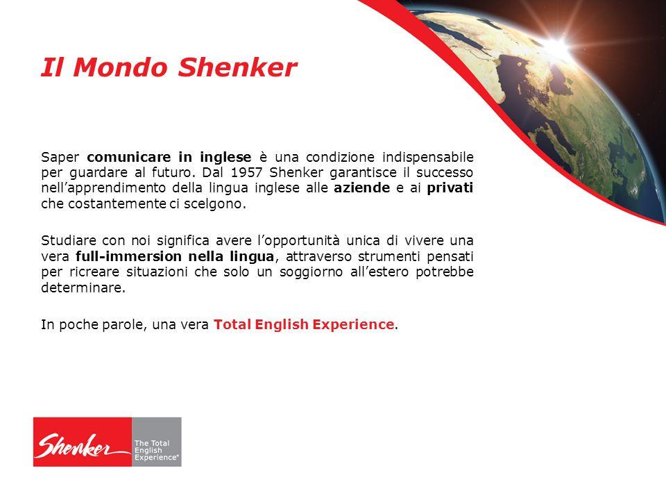 Il Mondo Shenker