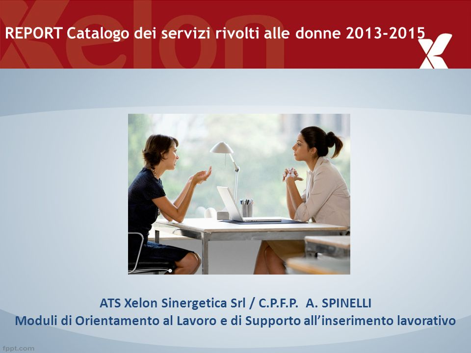 ATS Xelon Sinergetica Srl / C.P.F.P. A. SPINELLI