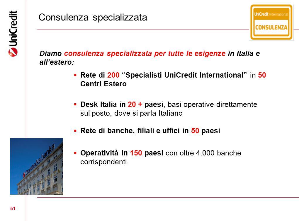 Consulenza specializzata