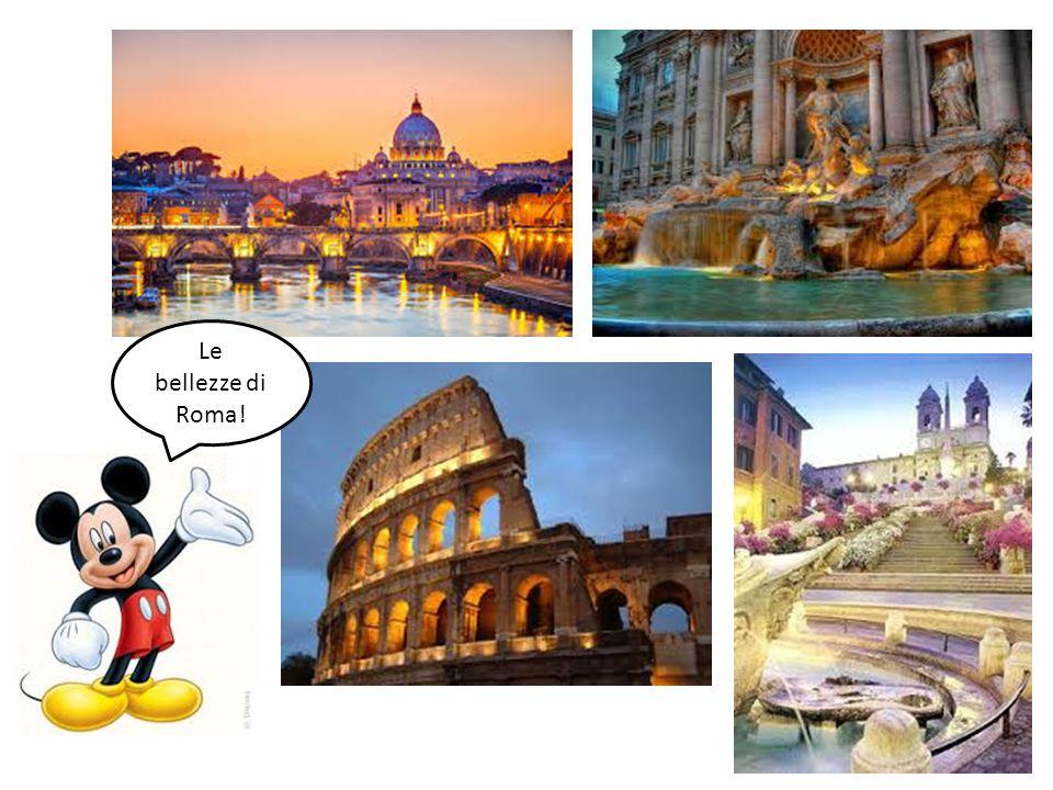 , Le bellezze di Roma!