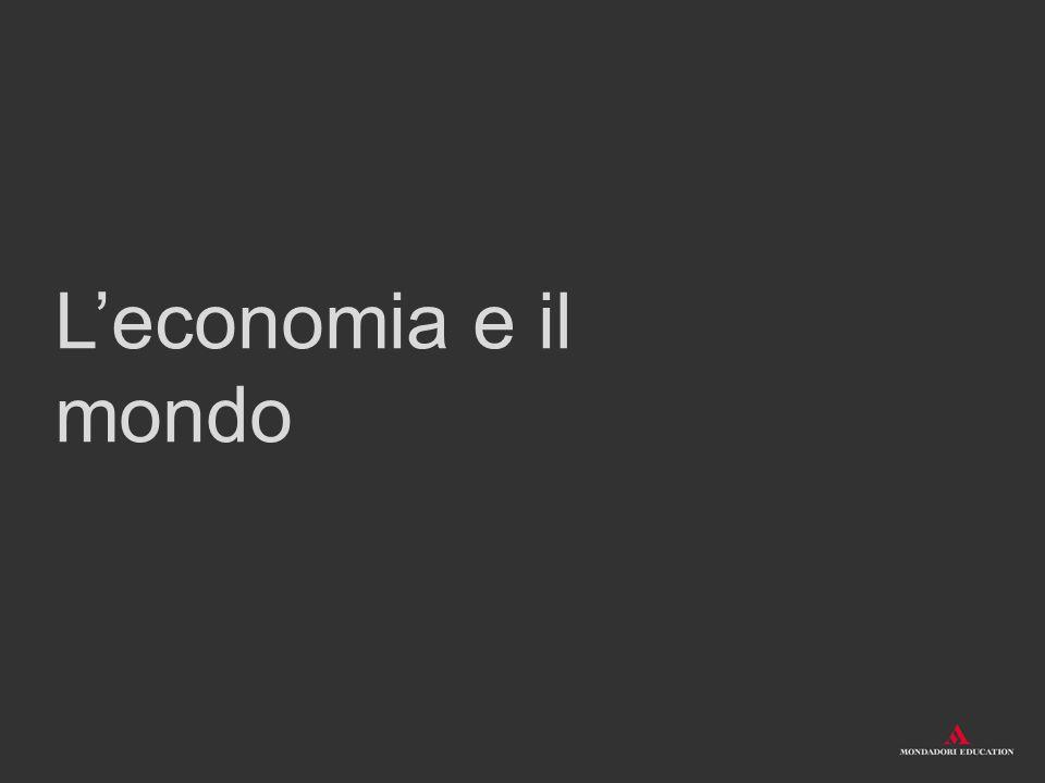 L'economia e il mondo