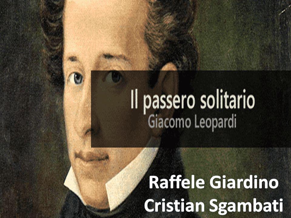 Raffele Giardino Cristian Sgambati