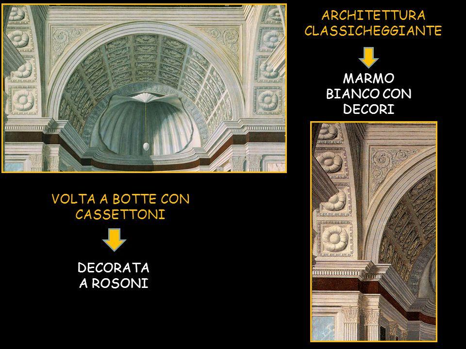 ARCHITETTURA CLASSICHEGGIANTE
