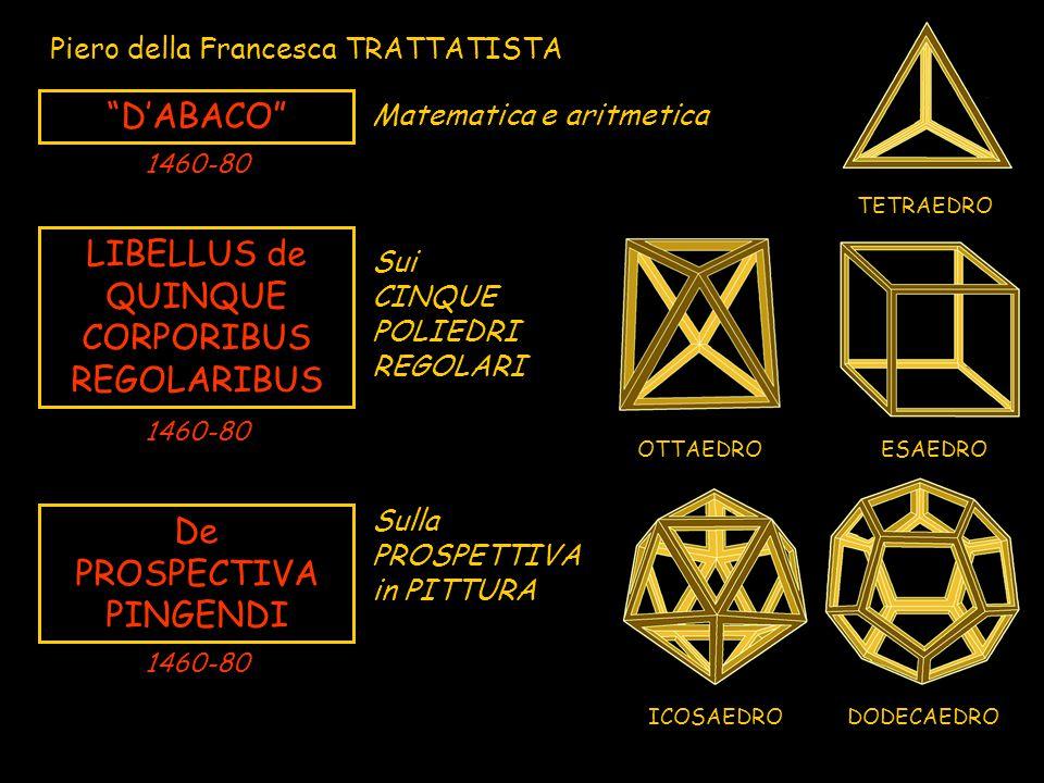 LIBELLUS de QUINQUE CORPORIBUS REGOLARIBUS
