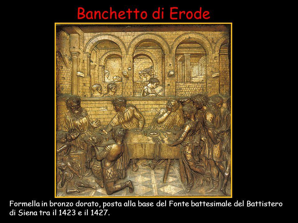 Banchetto di Erode