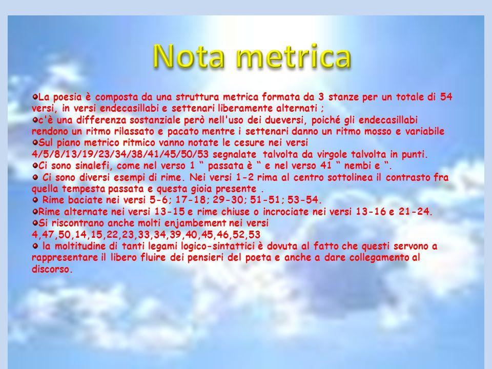 Nota metrica