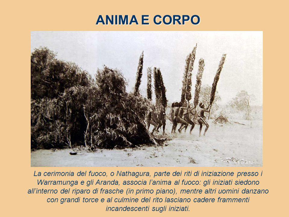 ANIMA E CORPO