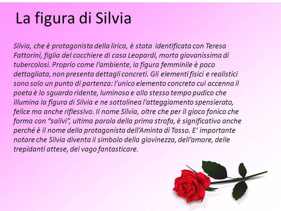 La figura di Silvia