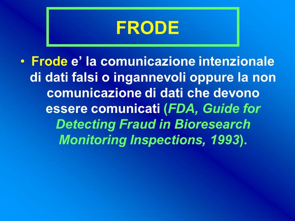 FRODE