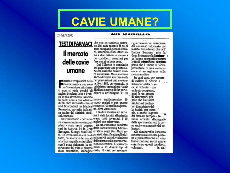 CAVIE UMANE