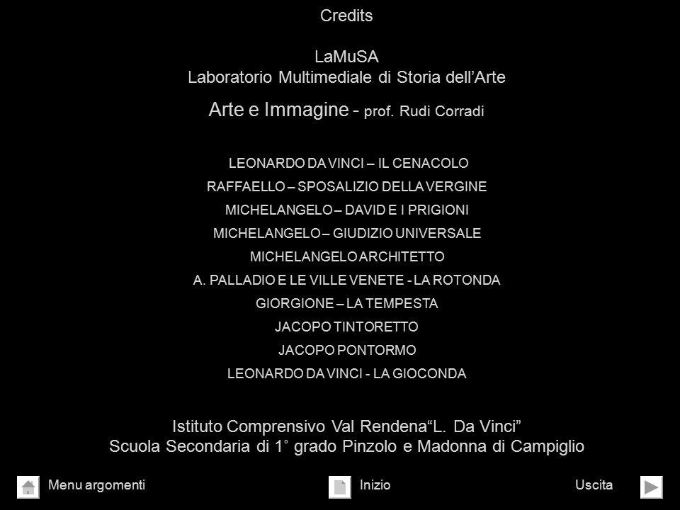 Arte e Immagine - prof. Rudi Corradi