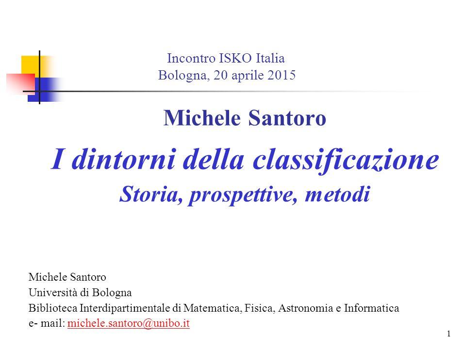 Incontro ISKO Italia Bologna, 20 aprile 2015