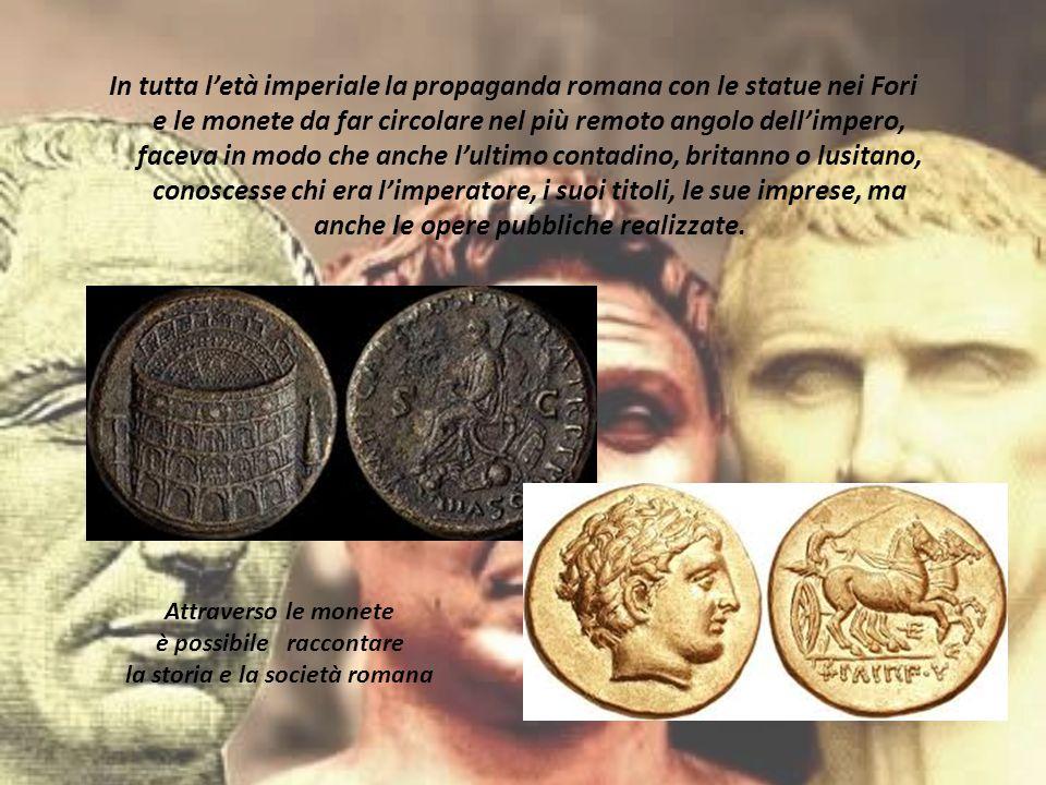 è possibile raccontare la storia e la società romana